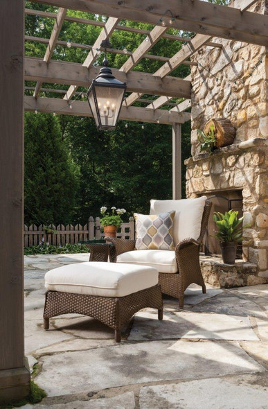 Mandalay Lounge Chair by Lloyd Flanders