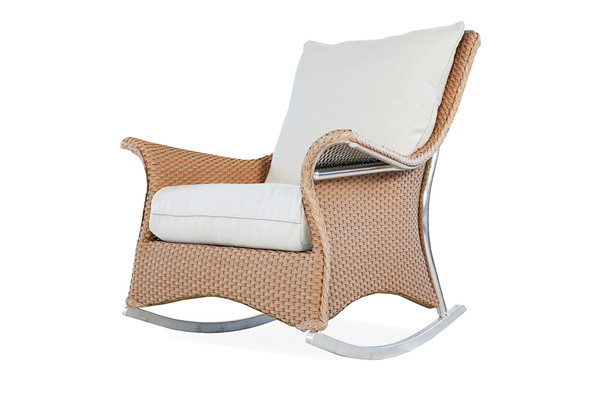 Mandalay Lounge Rocker by Lloyd Flandres