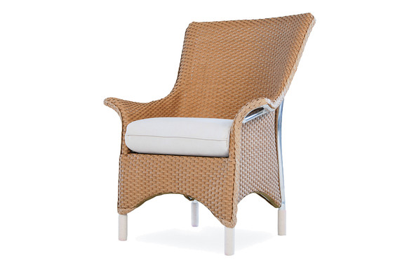 Mandalay Dining Armchair by Lloyd Flanders