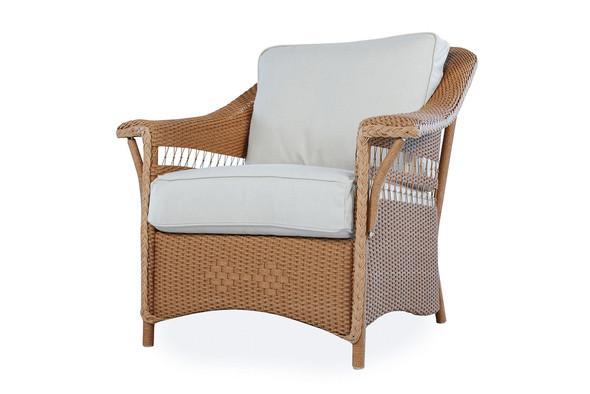Nantucket Lounge Chair By Lloyd Flanders