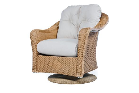 Reflections Swivel Rocker Lounge Chair By Lloyd Flanders