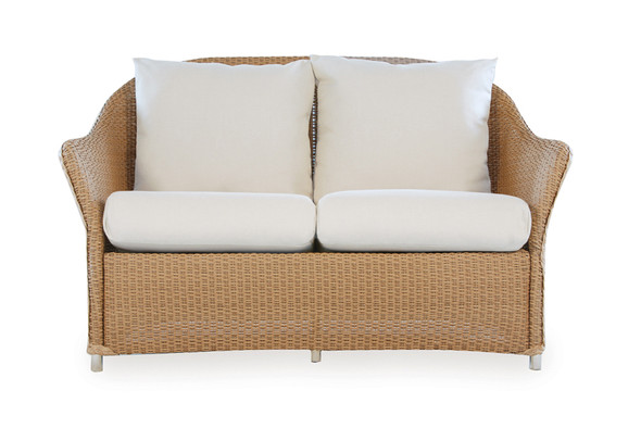 Weekend Retreat Loveseat By Lloyd Flanders
