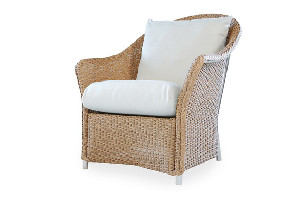 Weekend Retreat Lounge Chair By Lloyd Flanders