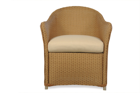 Weekend Retreat Dining Armchair By Lloyd Flanders