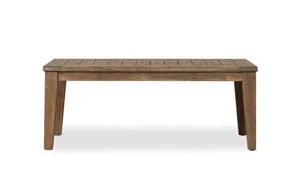 "Wildwood 45"" Rectangular Cocktail Table By Lloyd Flanders"