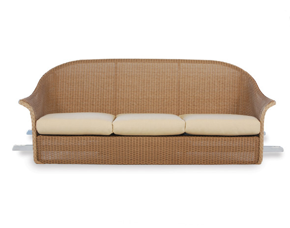 Universal Loom 3-Seat Sofa Swing 1x1 Weave By Lloyd Flanders