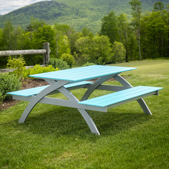 Plymouth Bay Picnic Table By Telescope