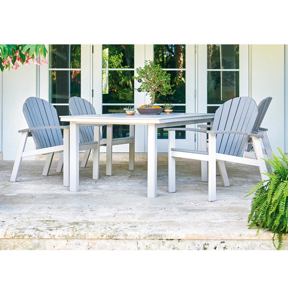 Newport Dining Height Arm Chair By Telescope