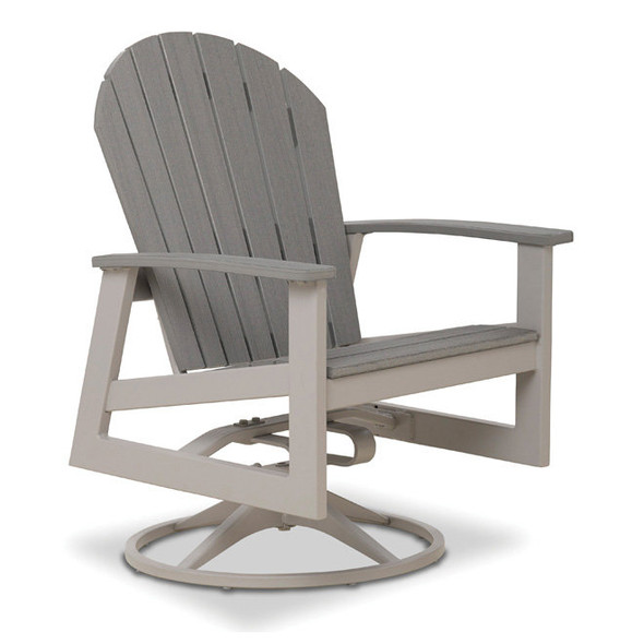 Newport Dining Height Swivel Rocker By Telescope