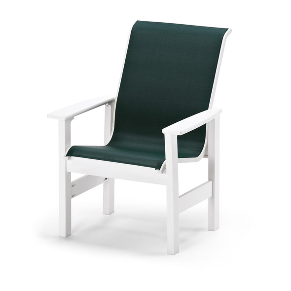 Leeward MGP Sling Arm Chair By Telescope