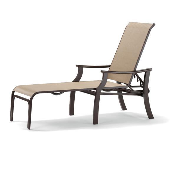 St. Catherine MGP Sling Four-Position Lay-flat Chaise By Telescope