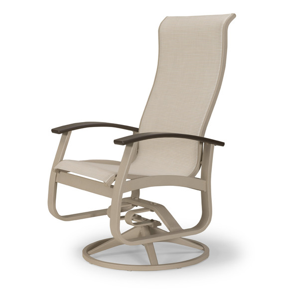 Belle Isle Sling Supreme Swivel Rocker By Telescope