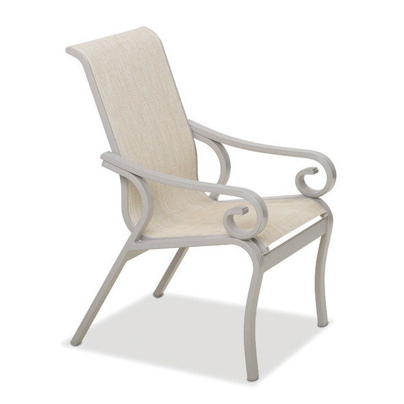 Charleston Sling Arm Chair By Telescope