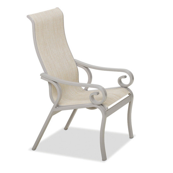Charleston Sling Supreme Arm Chair By Telescope