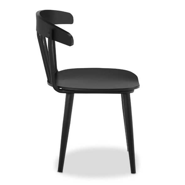 Nola MGP Aluminum Dining Chair By Telescope