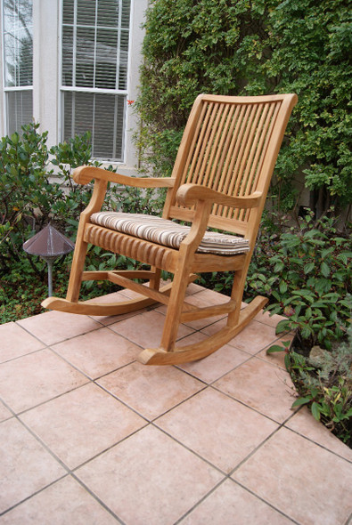 Deluxe Rocking Chair by Classic Teak