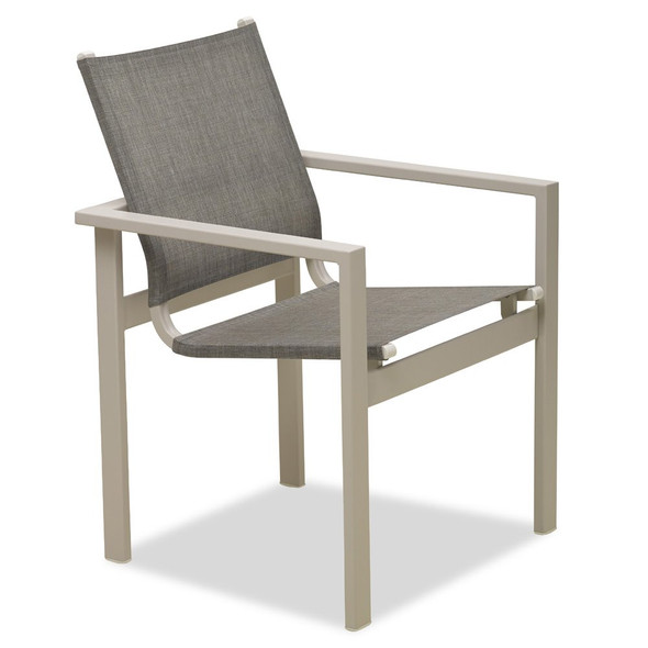 Tribeca Sling Stacking Cafe Chair By Telescope