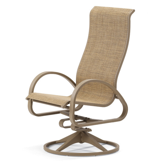 Aruba Sling Supreme Swivel Rocker By Telescope