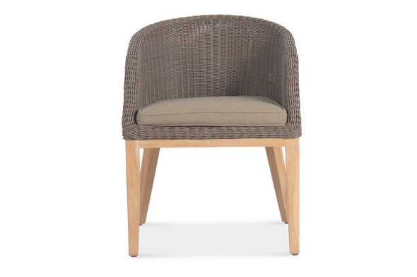Portola Dining Arm Chair by Classic Teak