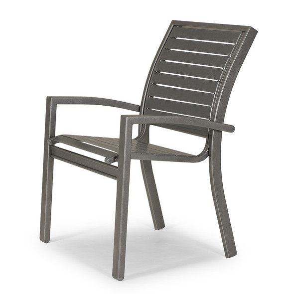 Kendall Contract Strap Stacking Cafe Chair