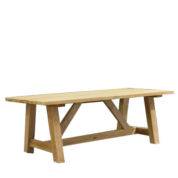 Classic Frame Table 10' by Classic Teak