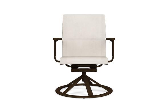 Flight Sling Swivel Rocker Arm Chair By Brown Jordan