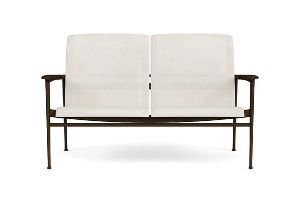Flight Sling Loveseat By Brown Jordan