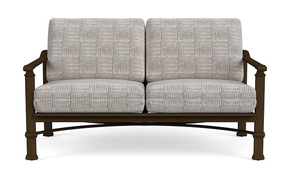 Fremont Cushion Loveseat By Brown Jordan