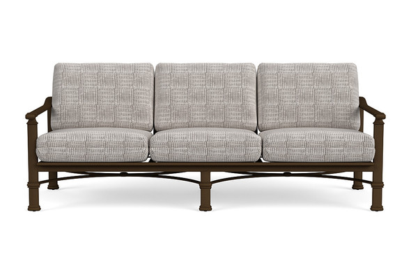 Fremont Cushion Sofa By Brown Jordan