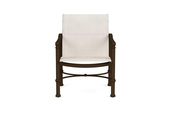 Fremont Sling Arm Chair By Brown Jordan