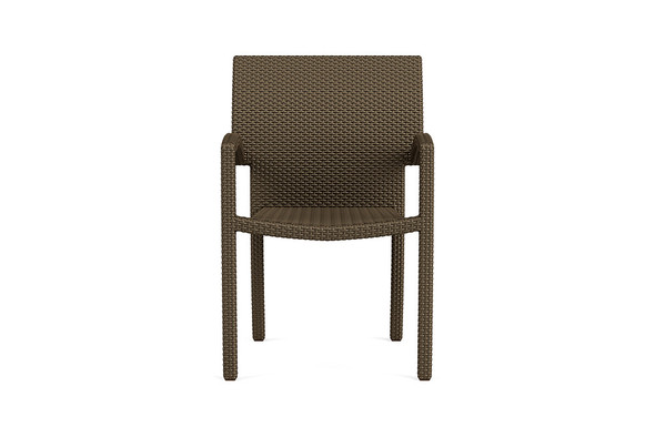 Fusion Stacking Arm Chair By Brown Jordan