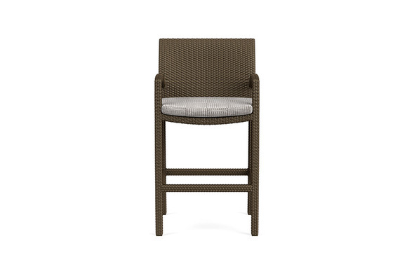 Fusion Bar Chair  By Brown Jordan