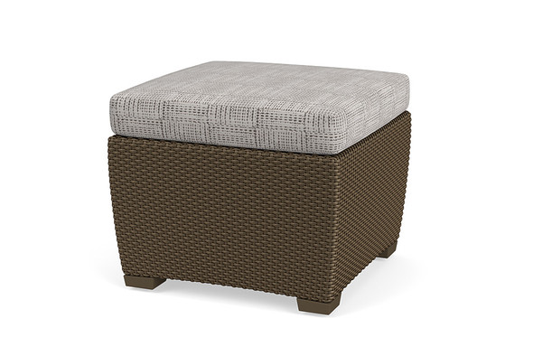 Fusion Ottoman  By Brown Jordan