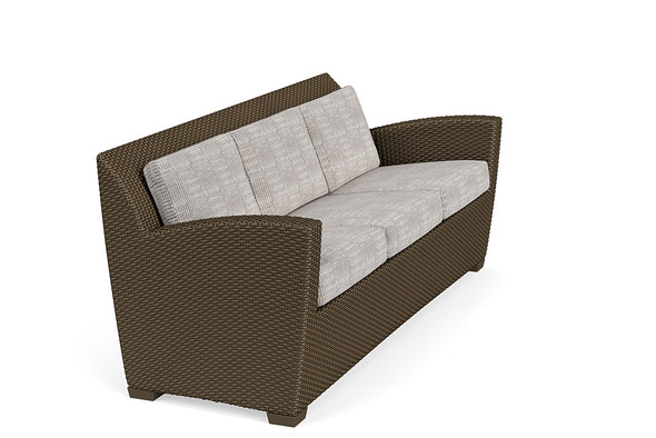 Fusion Sofa - Slim Back By Brown Jordan