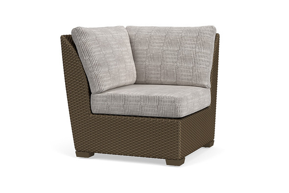 Fusion Sectional  Corner Chair By Brown Jordan