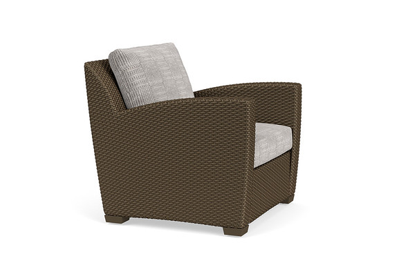 Fusion Sectional Club Chair By Brown Jordan