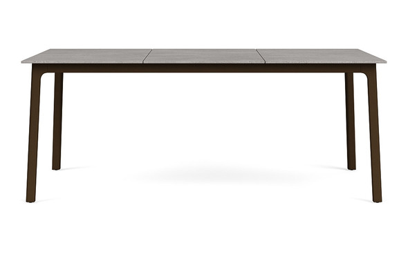 "Adapt 36""x48"" 36""x72"" Rectangle Dining Table  By Brown Jordan"
