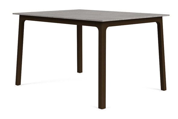 "Adapt 36""x48"" Rectangle  Dining Table  By Brown Jordan"