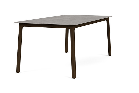 "Adapt 36""x72"" Rectangle  Dining Table  By Brown Jordan"