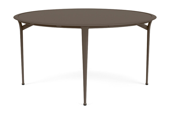 "54"" Round Dining Table  By Brown Jordan"