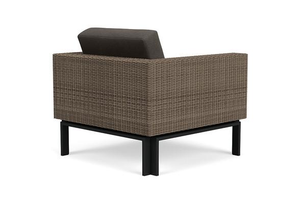 IL Viale Lounge Chair By Brown Jordan