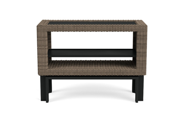 "IL Viale 15""x35"" Rectangle Console Table By Brown Jordan"