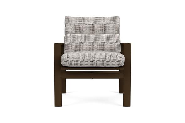 Parkway Cushion Arm Chair By Brown Jordan