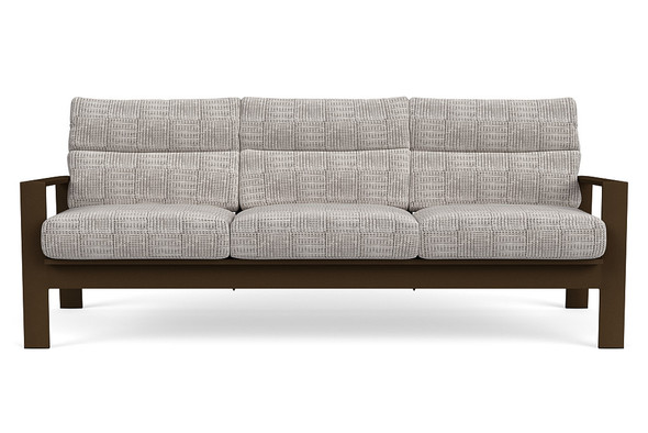 Parkway Cushion Sofa By Brown Jordan