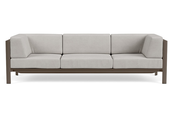 Parkway Modular Sofa By Brown Jordan