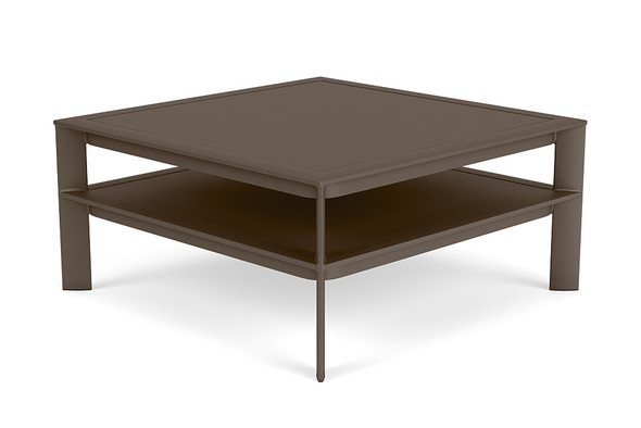 "Parkway Modular 35"" Square Occasional Table By Brown Jordan"