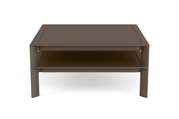 "Parkway Modular 35"" Square Occasional Table, By Brown Jordan"