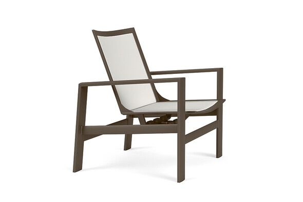 Parkway Flex Sling Motion Lounge Chair By Brown Jordan