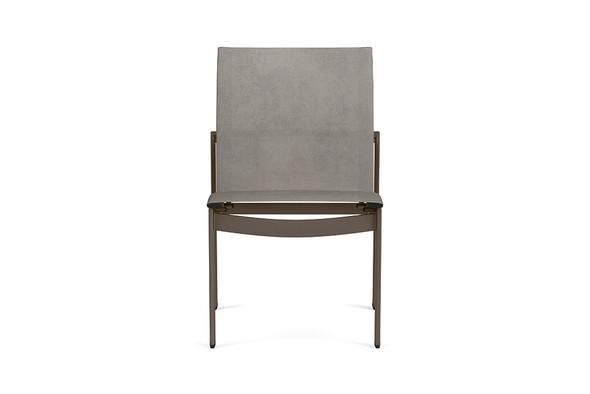 Parkway  Sling Side Chair By Brown Jordan