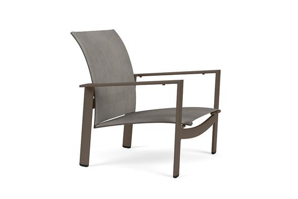 Parkway  Sling Sand  Chair By Brown Jordan